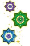 Islamic pattern Stock Photos