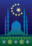 Islamic pattern Royalty Free Stock Image