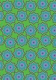 Islamic pattern Royalty Free Stock Photo