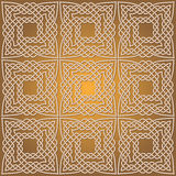 Islamic patterns background Stock Images