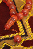 Islamic Prayer Beads Stock Image