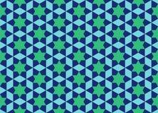 Islamic ramadan seamless pattern. Asia texture design Royalty Free Stock Image