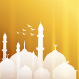 Islamic religious festival Stock Photo