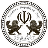 Islamic Republic Day Iran Stock Photos