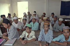 Islamic School in Cambodia Royalty Free Stock Photography