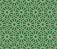 Islamic seamless background pattern. Stock Images
