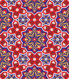 Islamic seamless  pattern Royalty Free Stock Images