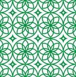 Islamic seamless pattern. Islamic background Royalty Free Stock Photo