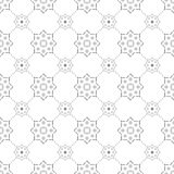 Islamic Seamless Pattern Background. Background with islamic/arabic pattern. Islamic background. Simple background Royalty Free Stock Images