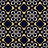 Islamic seamless pattern. Beauty and fashion repeated background. Luxury arabic design. Abstract Gold template backdrop in. Eastern style. Good idea for beauty vector illustration
