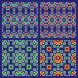 Islamic seamless star design patern 2015 Stock Images