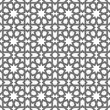 Islamic seamless vector pattern. Geometric ornaments based on traditional arabic art. Turkish, Arabian, Moroccan mosaic. Royalty Free Stock Photo