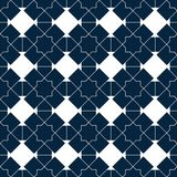 Islamic seamless vector pattern. White Geometric ornaments based on traditional arabic art. Oriental muslim mosaic Vector Illustration