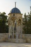 Islamic Shrine in old city of Jerusalem Royalty Free Stock Photos