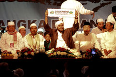 Islamic spiritual leaders Royalty Free Stock Image