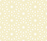 Islamic Star Pattern background Royalty Free Stock Photo