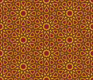 Islamic Star Pattern background Stock Photo