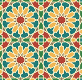 Islamic Star Seamless Pattern Stock Photo