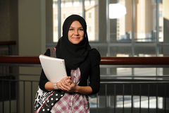 Islamic Student royalty free stock images