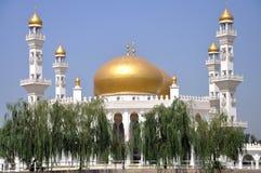 Islamic Style Building Complex Stock Photo