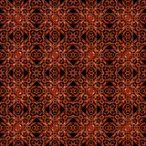 Islamic Style Geometric Complex Pattern Stock Photos
