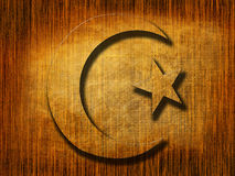Islamic symbol Royalty Free Stock Photography