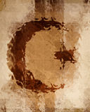 Islamic symbol Royalty Free Stock Photos