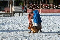 Zanzibar children stock images