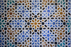 Islamic Tiles Royalty Free Stock Images