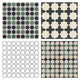 Islamic Tiles Stock Photos