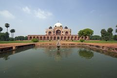 Islamic Tomb. Delhi Royalty Free Stock Photography