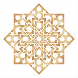 Islamic traditional ornament Royalty Free Stock Images