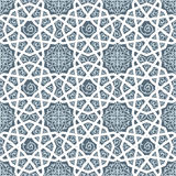 Islamic traditional pattern Royalty Free Stock Photos