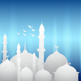 Islamic vector design Stock Photos