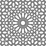 Islamic vector geometric ornaments, traditional arabic art. Oriental seamless pattern. Turkish, Arabian, Moroccan tile. Islamic seamless vector pattern Stock Photography