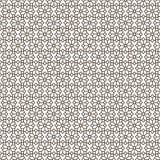 Islamic Vintage Flourish Simple Seamless Pattern Background stock illustration