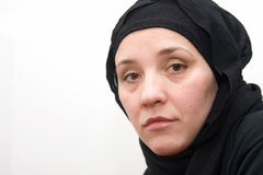 Islamic woman Stock Photography