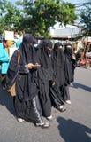 Islamic women Stock Images