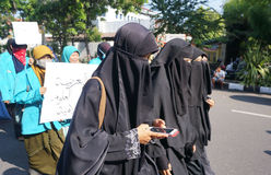 Islamic women Stock Photography