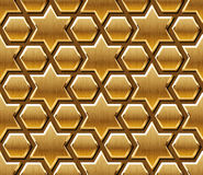 Islamic Wooden Pattern Background Stock Photos