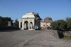 Islamik, историческое, архитектура, asharfi mahal, mandu, Madhya Pradesh, Индия Стоковые Фото