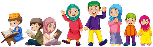 islamique Photographie stock libre de droits