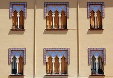 Islamische Frontseite in Cordoba Stockfoto