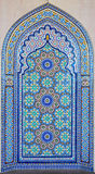 Islamische Kunst und Architektur Lizenzfreies Stockfoto