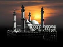 Islamische Moschee Stockfoto