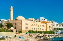 Islamische Universität vom Libanon im Reifen lizenzfreies stockbild