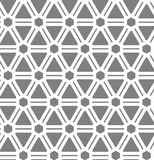 Islamischer angespornter nahtloser Mustervektor Stockbilder