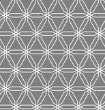 Islamisches angesporntes nahtloses Muster Stockbilder