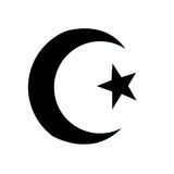 Islamisches Symbol Lizenzfreies Stockbild