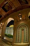islamisk arkitektur Fotografering för Bildbyråer